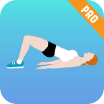 Glutes & Buttocks Muscles Workouts Pro