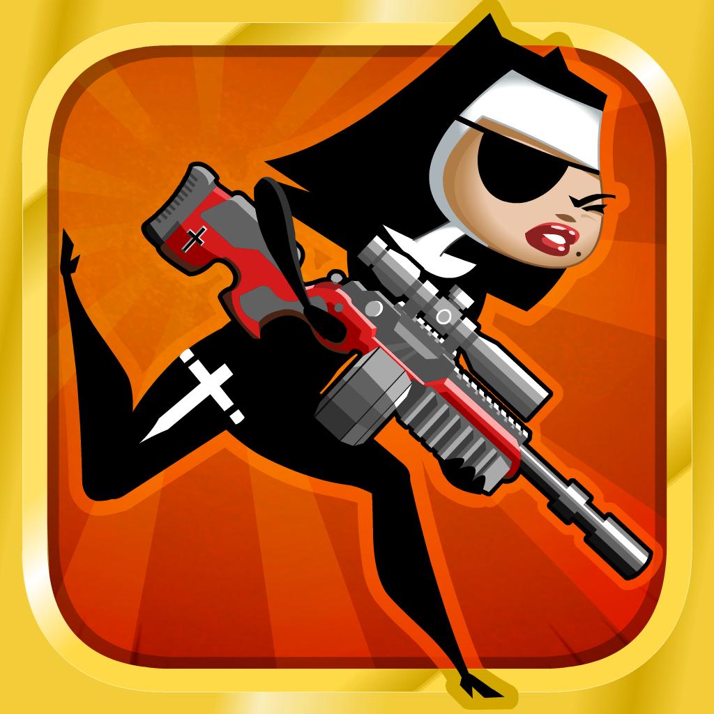 Nun Attack: Run & Gun iOS